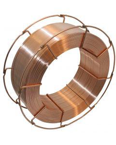 Schutzgasschweissdraht Stahl verkupfert Ø 1.2 mm