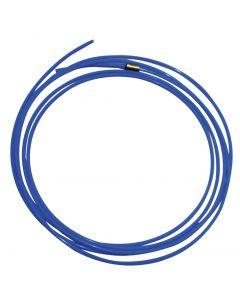 Kunststoffseele blau TBi150 -  4m