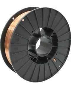 Schutzgasschweissdraht Stahl verkupfert Ø 0.6 mm