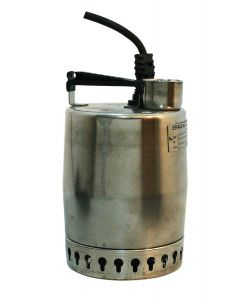 Tauchpumpe Chromstahl KP350-M-1