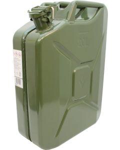 Benzinkanister olivgrün Armee 20 Liter