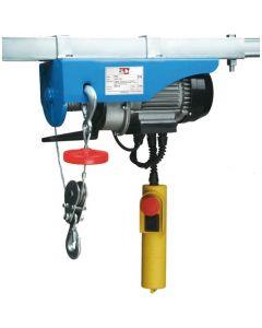 Seilwinde elektrisch PROMAC 990G 125/250kg / 230V