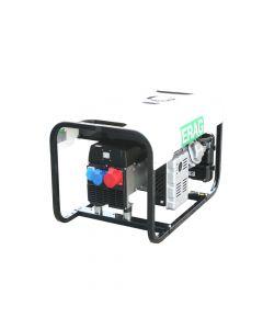 Stromerzeuger Benzin IG7000HPT AVR 7kVA 3Ph 400V