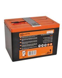 Powerpack Alkaline Batterie 9V/120Ah