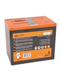 Powerpack Alkaline Batterie 9V/160Ah