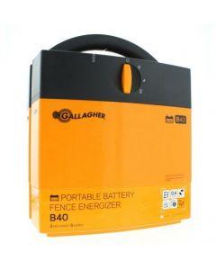 Weidezaun-Batteriegerät Gallagher B40