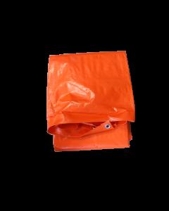 Blache Polyethylen 3x5m orange