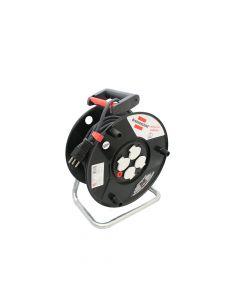 Kabelrolle Kunststoff 25m Kabel TD 3x1.5mm2