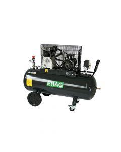 Kolbenkompressoranlage L385-150 fahrbar - 400V