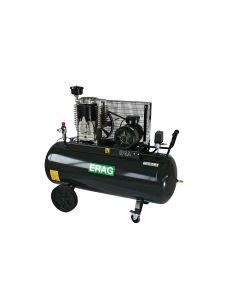 Kolbenkompressoranlage L595-270 fahrbar - 400V