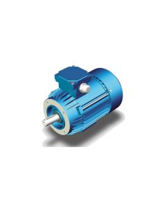 Elektromotor 3Ph IE1-80 - Flansch B14-1 Ø160 - 0.37kW - 900min.-1 - 400V