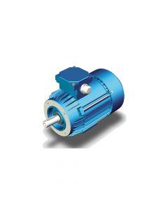 Elektromotor 3Ph IE1-80 - Flansch B14-2 Ø120 - 0.37kW - 900min.-1 - 400V