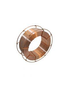 Schutzgasschweissdraht Stahl verkupfert Ø 1 mm