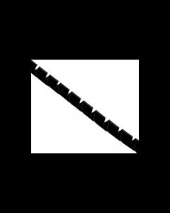 Spiralband schwarz 5-20mm