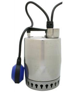 Tauchpumpe Chromstahl KP250-A-1 mit Niveauregler
