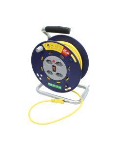 Kabelrolle Kunststoff STERO LOOP Gr. 0 / 25m 3x1mm2