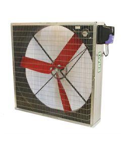 Grossraumventilator MULTIFAN 130/1250 / 3 Schaufeln mit Frequenzumformer